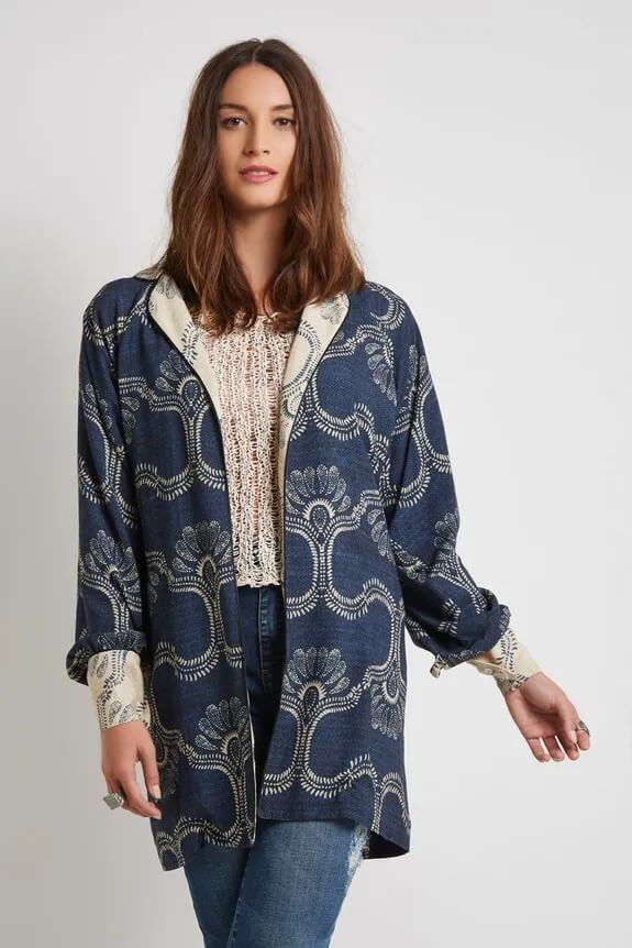 Kimono Estampa Marquesa