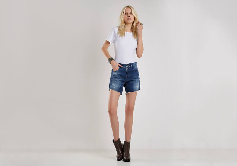 Shorts e bermudas femininas