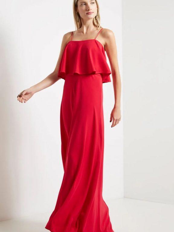 Como usar vestido longo? Aprenda a montar diferentes looks!