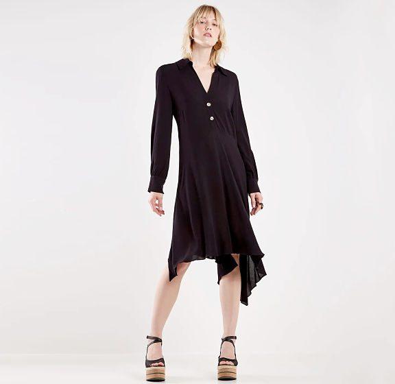 Elegante e feminino, o vestido chemise é a aposta certa para o verão