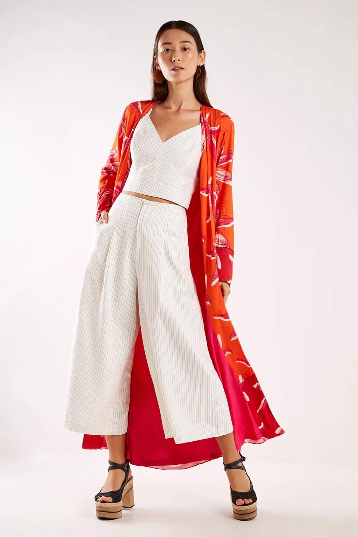 Kimono moda oriental